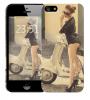 Чехол «vespa» для Apple iPhone 5/5s