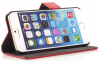 "Кожаный чехол-книжка Crocodile для Apple iPhone 6/6s (4.7"")"