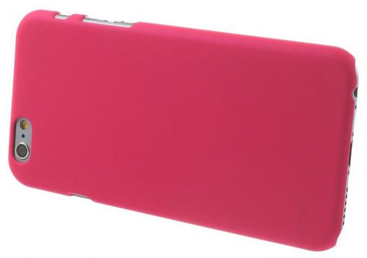 Прорезиненная пластиковая накладка для Apple iPhone 6/6s (4.7