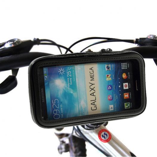 Велосипедный держатель для смартфонов 17х9см