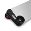 Набор линз 3 в 1 для Apple iPhone 5/5S/SE
