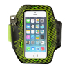 Неопреновый спортивный чехол на руку с подсветкой для Apple iPhone 5/5S/SE