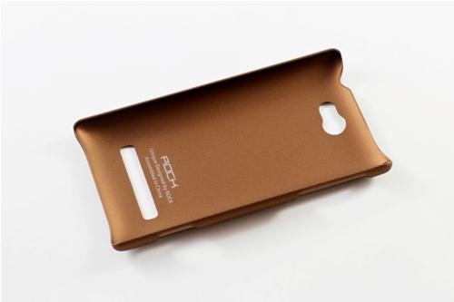 Пластиковая накладка ROCK NakedShell series для HTC 8S