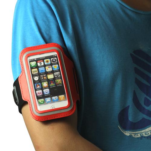Неопреновый спортивный чехол на руку для Apple iPhone 5/5S/SE