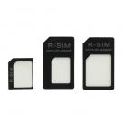 Комплект SIM адаптеров NanoSIM/MicroSIM/SIM