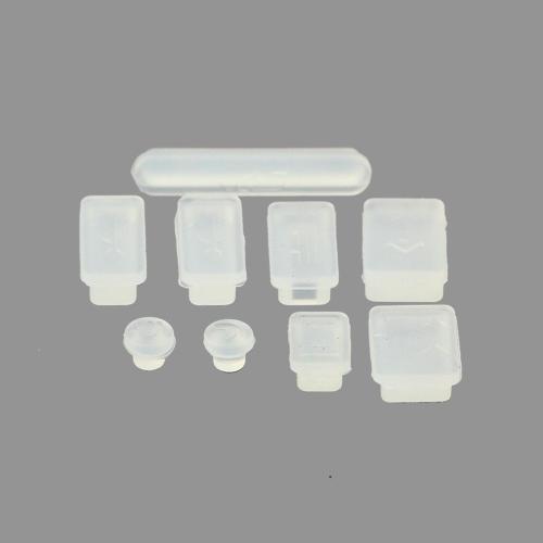 Комплект силиконовых заглушек для Apple MacBook