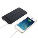 Дополнительный внешний аккумулятор (10000 mAh) с солнечной батареей
