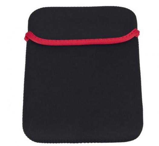 Неопреновый чехол-футляр для планшета 7 дюймов 210х145мм