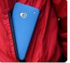 Пластиковая накладка IMAK Cowboy series для HTC One / M7 (+ пленка)