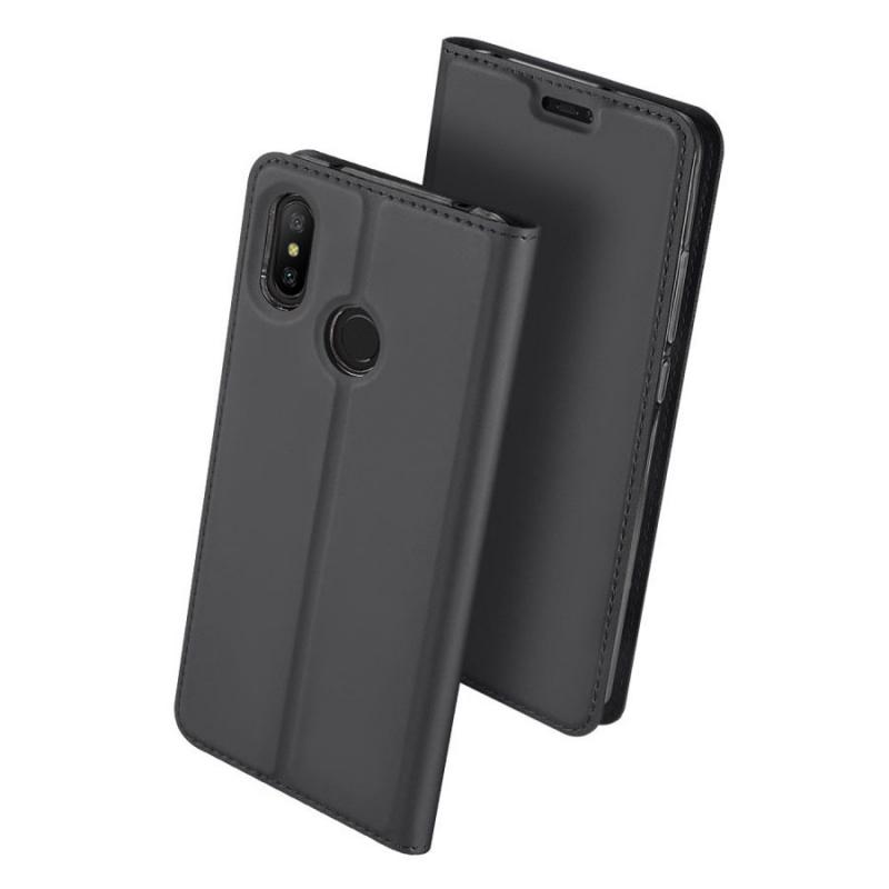 Чехол-книжка Dux Ducis с карманом для визиток для Xiaomi Mi A2 Lite / Xiaomi Redmi 6 Pro