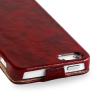 Кожаный чехол (флип) TETDED Lava Series для Apple iPhone 5/5S/SE