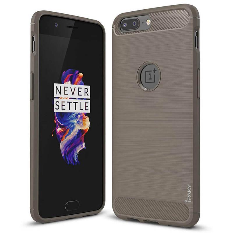 TPU чехол iPaky Slim Series для OnePlus 5