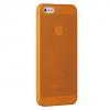 Ультратонкая пластиковая накладка Ozaki O!coat 0.3 Jelly Series для Apple iPhone 5/5S/SE (+ пленка)