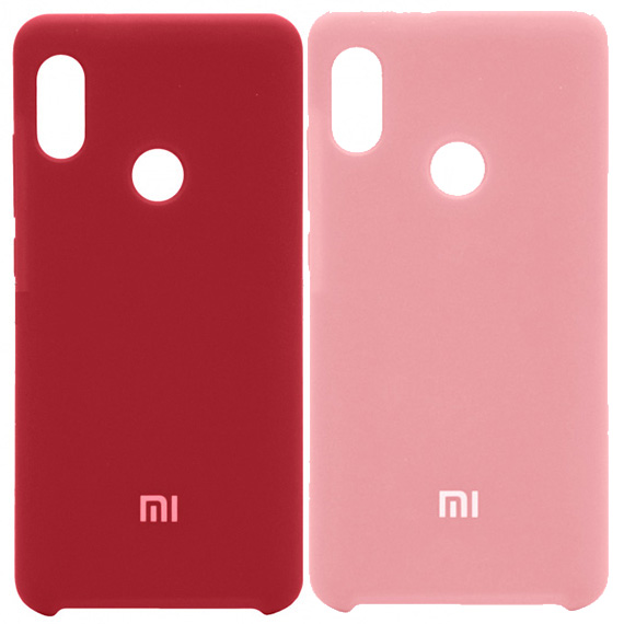 Чехол Silicone Cover (AA) для Xiaomi Mi A2 Lite / Xiaomi Redmi 6 Pro
