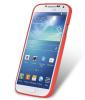 TPU чехол Melkco Air 0,5 mm для Samsung i9500 Galaxy S4 (+ пленка)