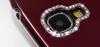 Накладка Dreamplus Eileen Metal Ring Series для Samsung i9500 Galaxy S4 (+ пленка)
