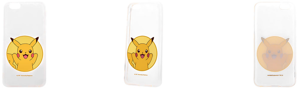 "TPU чехол ""Happy Pokemon"" для iPhone 6/6s (4.7"")"
