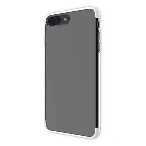 Купить TPU+PC чехол Rock Cheer Series для Apple iPhone 7 plus (5.5 ) Белый