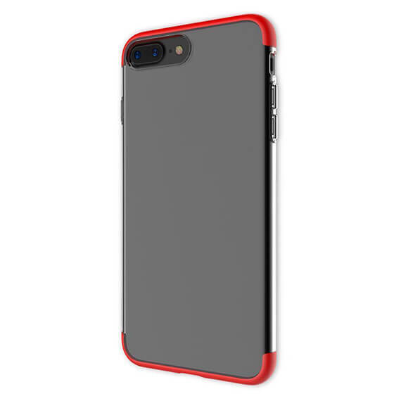 Купить TPU+PC чехол Rock Cheer Series для Apple iPhone 7 plus (5.5 ) Красный