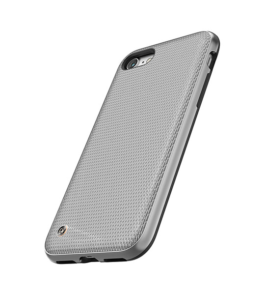 Купить TPU+PC чехол STIL Chain Armor Series для Apple iPhone 7 (4.7 ) Серебряный