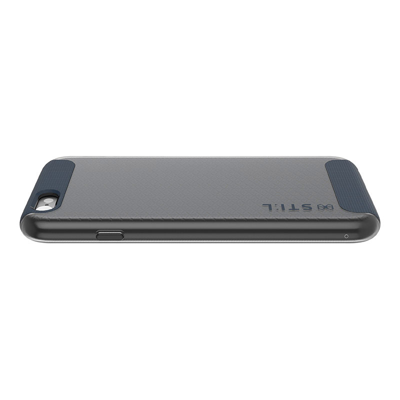 Купить TPU+PC чехол STIL London Fog Series для Apple iPhone 6/6s (4.7 ) Синий / Cobalt