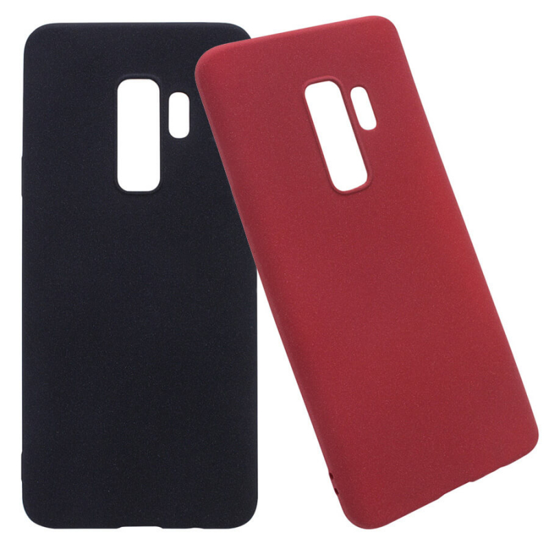 TPU Sandstone Matte case для Samsung Galaxy S9+