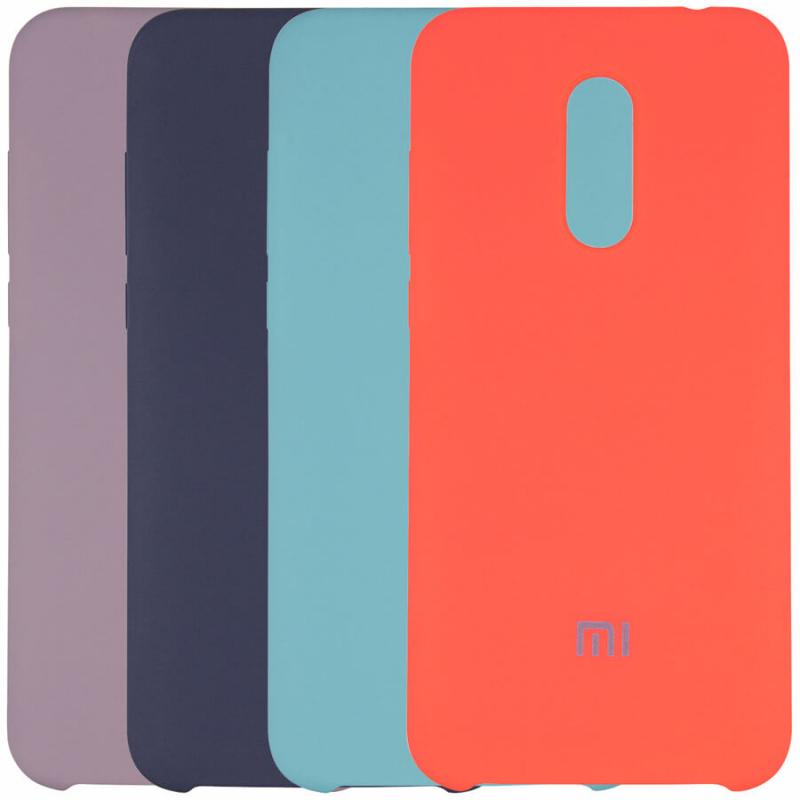 Чехол Silicone case для Xiaomi Redmi 5 Plus / Redmi Note 5 (SC)