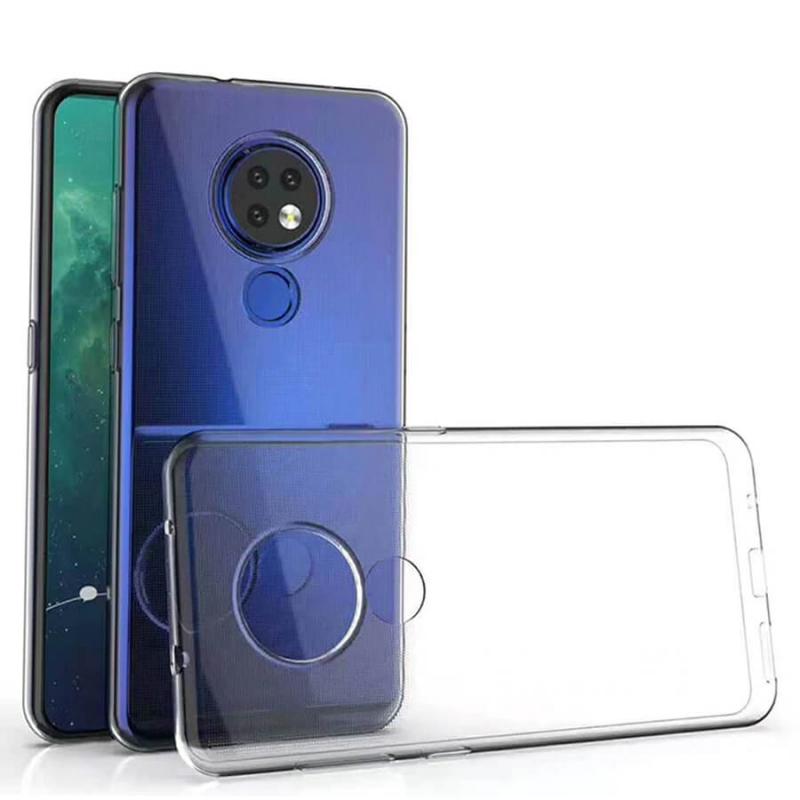 TPU чехол Ultrathin Series 0,33mm для Nokia 6.2