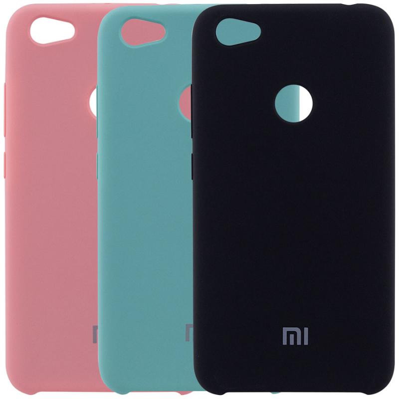 Чехол Silicone case для Xiaomi Redmi Note 5A Prime / Redmi Y1
