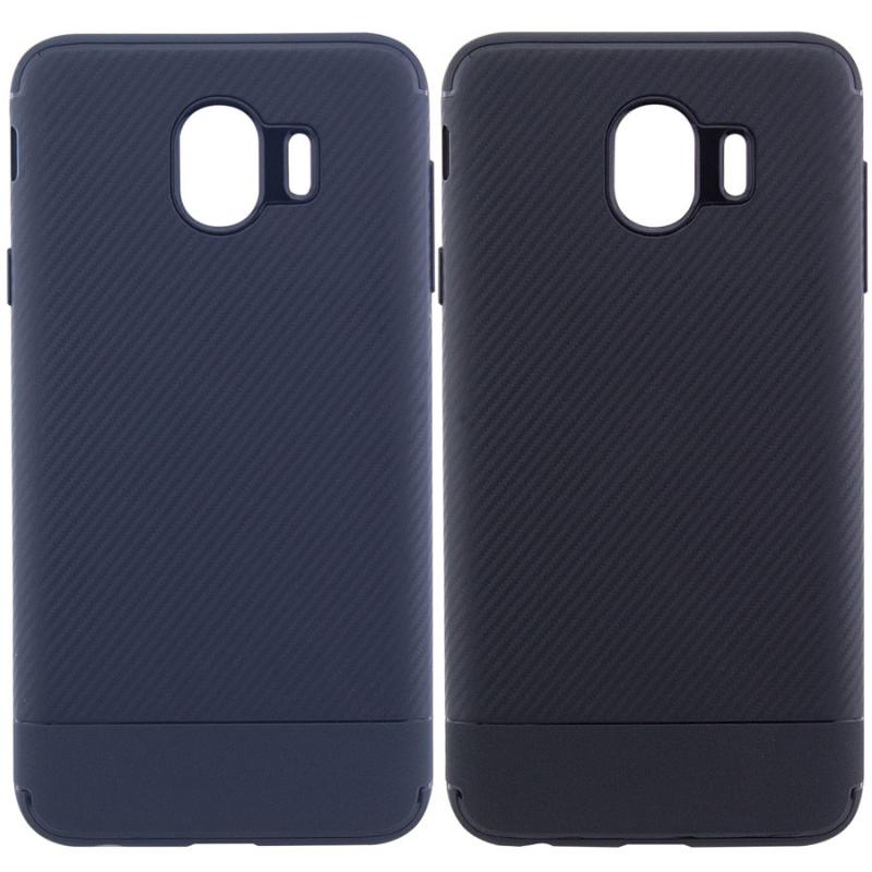 TPU чехол Carbon для Samsung J400F Galaxy J4 (2018)
