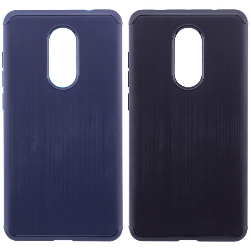 TPU чехол Metal для Xiaomi Redmi Note 4X / Note 4 (Snapdragon)