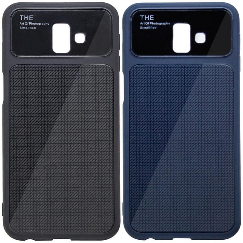 TPU чехол Glossy Half для Samsung Galaxy J6+ (2018) (J610F)