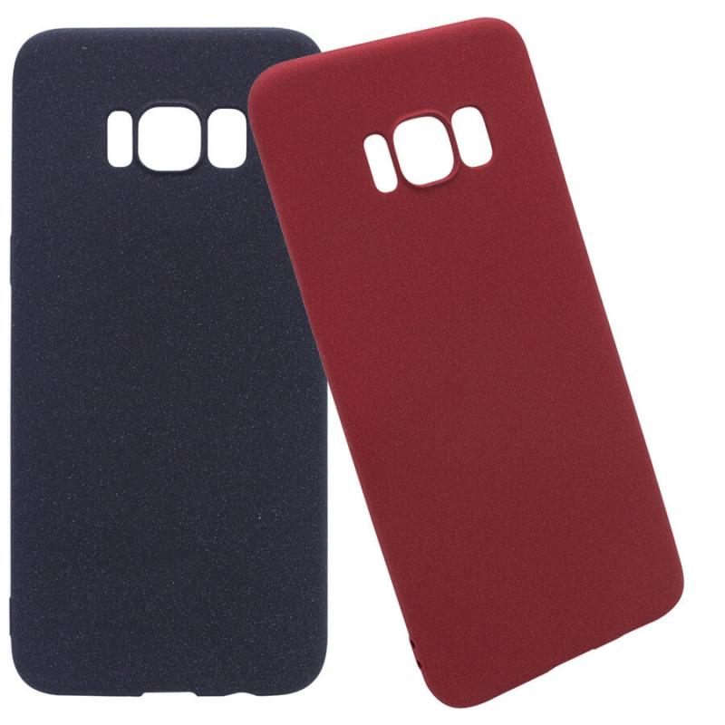 TPU Sandstone Matte case для Samsung G950 Galaxy S8