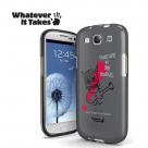 Чехол Premium Gel Shell (Foo Fighters) для Samsung i9300 Galaxy S3