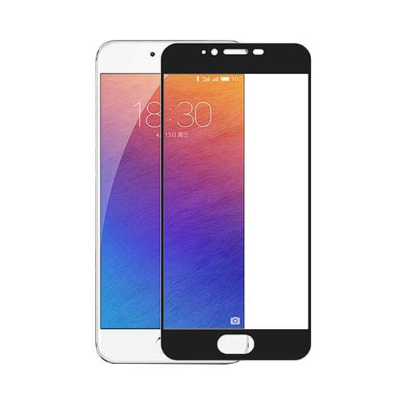 Защитное цветное стекло Mocolo (CP+) на весь экран для Meizu Pro 6