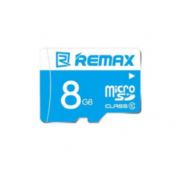 Карта памяти Remax microSDHC 8 GB Card Class 10
