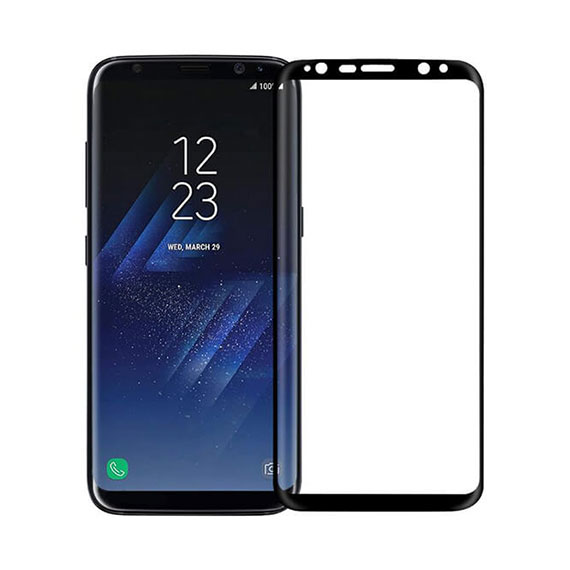 Защитное стекло Nillkin (CP+ max 3D) для Samsung G955 Galaxy S8 Plus