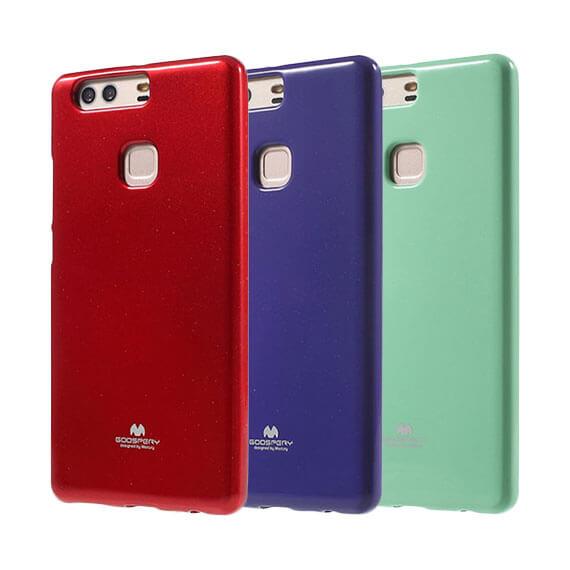 TPU чехол Mercury Jelly Color series для Huawei P9 Plus