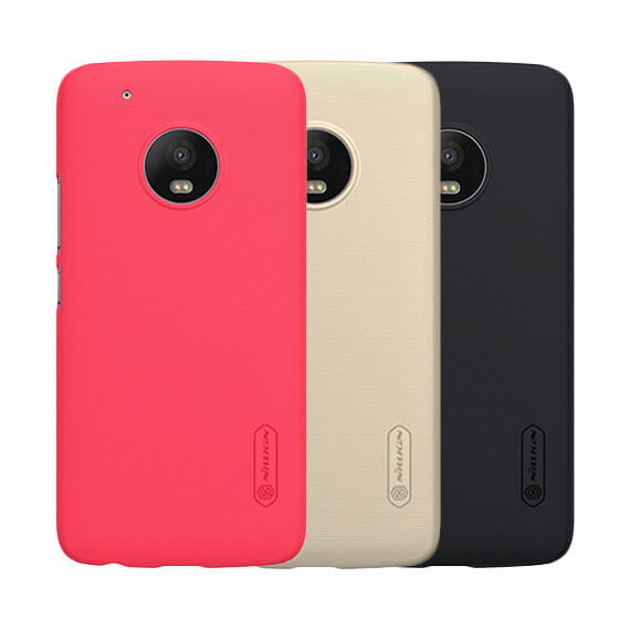 Чехол Nillkin Matte для Motorola Moto G5 Plus (+ пленка)