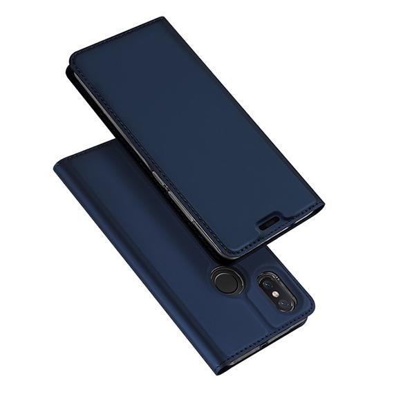 Чехол-книжка Dux Ducis с карманом для визиток для Xiaomi Mi 8