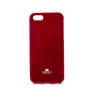 TPU чехол Mercury Jelly Color series для Apple iPhone 5/5S/SE