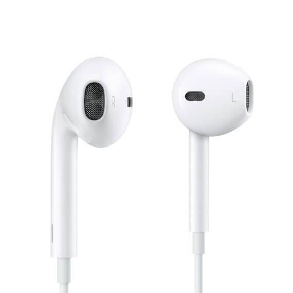 Наушники с пультом дистанционного управления и микрофоном для Apple