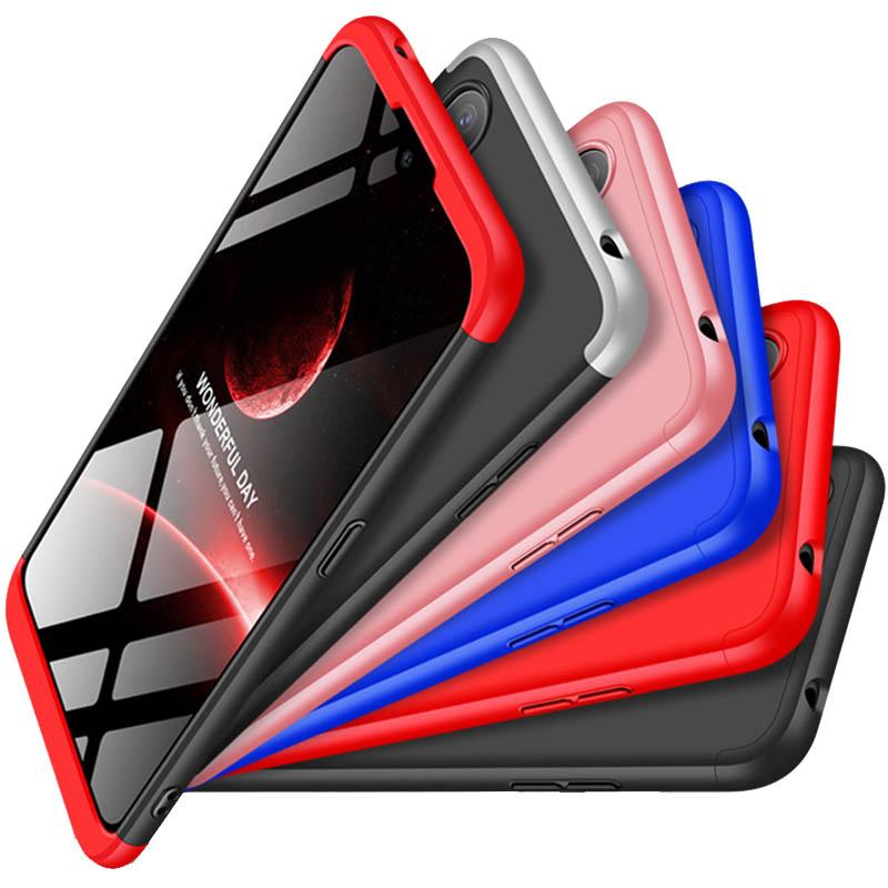 Пластиковая накладка GKK LikGus 360 градусов (opp) для Samsung Galaxy A01