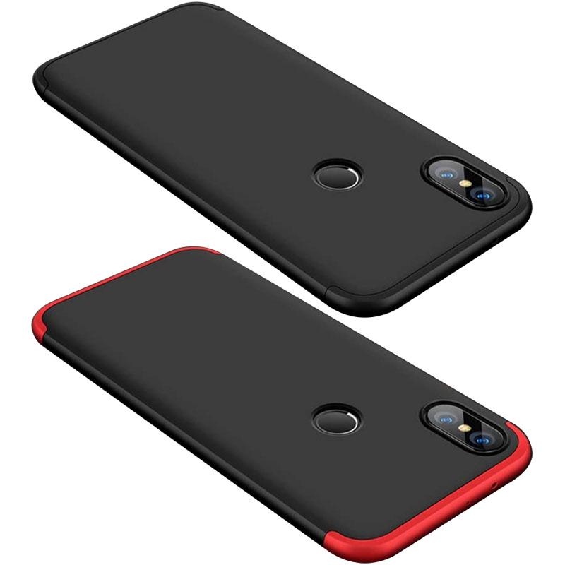 Пластиковая накладка GKK LikGus 360 градусов (opp) для Xiaomi Mi 6X / Mi A2