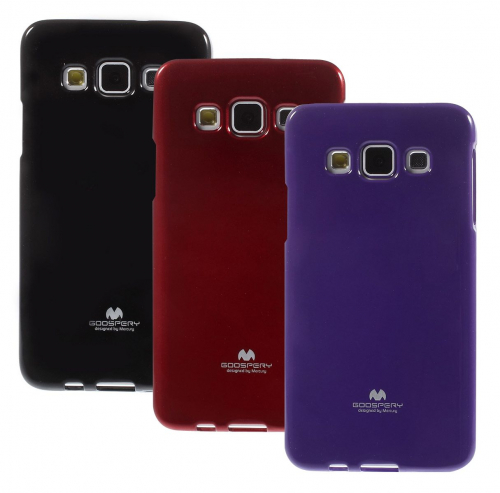 TPU чехол Mercury Jelly Color series для Samsung A300H / A300F Galaxy A3