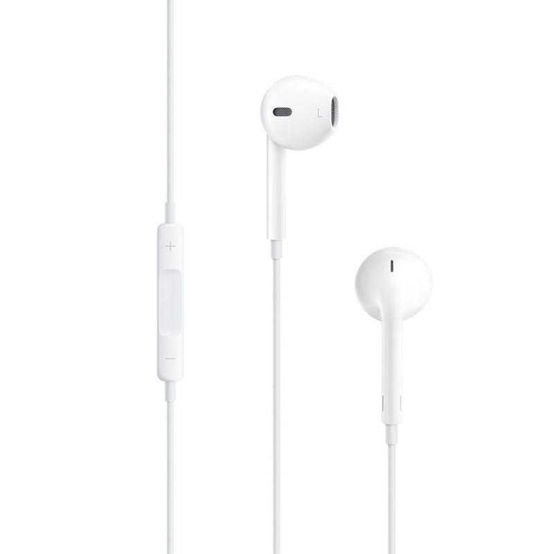 Наушники Apple EarPods с пультом дистанционного управления и микрофоном 3.5mm (Original)