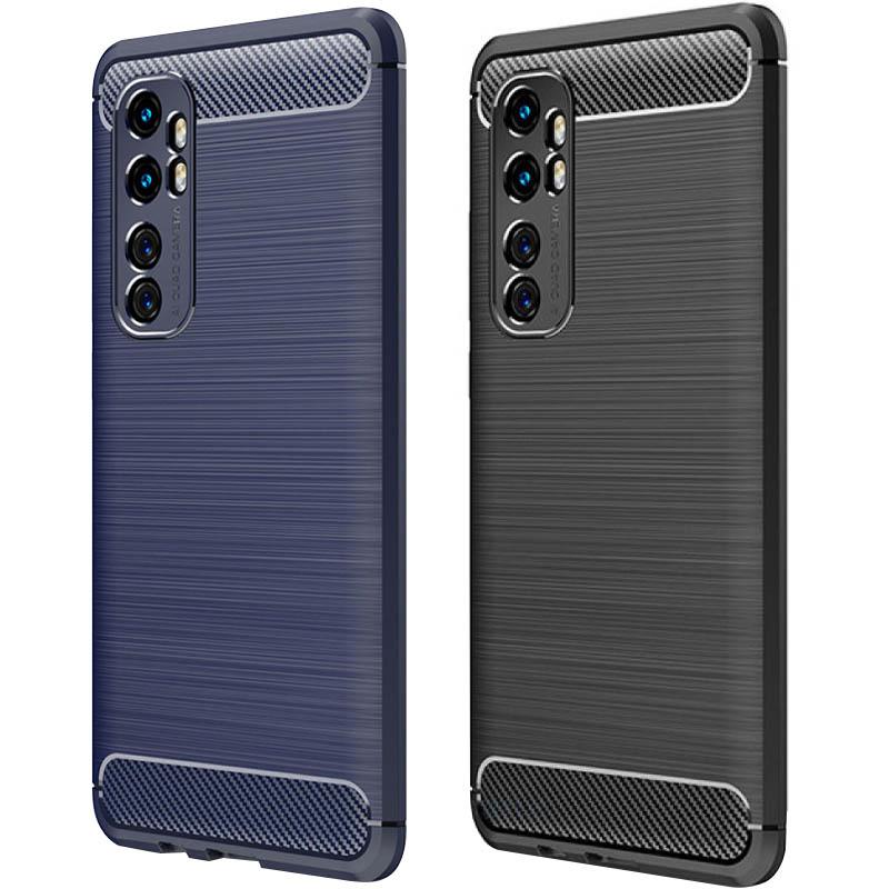 TPU чехол Slim Series для Xiaomi Mi Note 10 Lite
