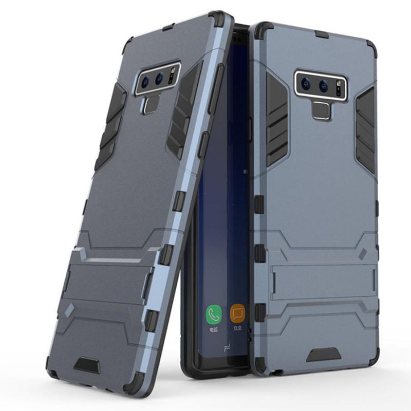 Ударопрочный чехол-подставка Transformer для Samsung Galaxy Note 9 с мощной защитой корпуса