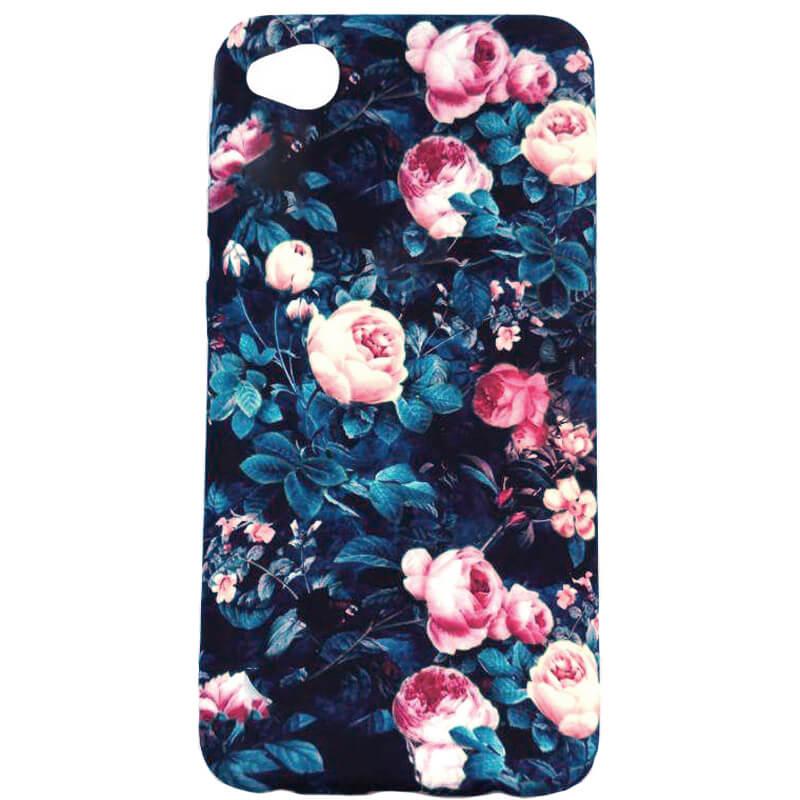 TPU чехол Акварель Flower series для Xiaomi Redmi Go