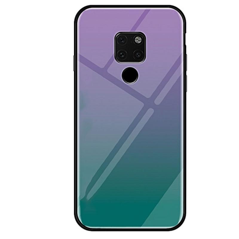 TPU+Glass чехол Gradient series для Huawei Mate 20